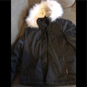 Girl's Coat size 10/12 never used